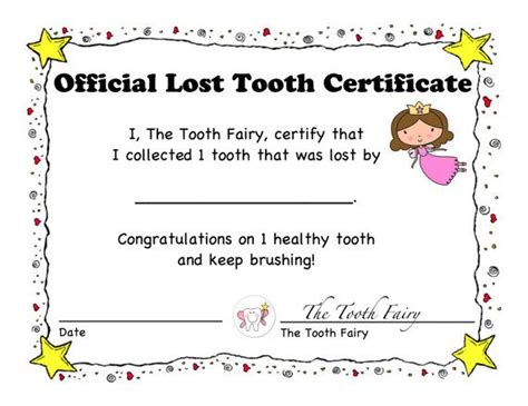 letter from the tooth template 7 best tooth notes images on tooth