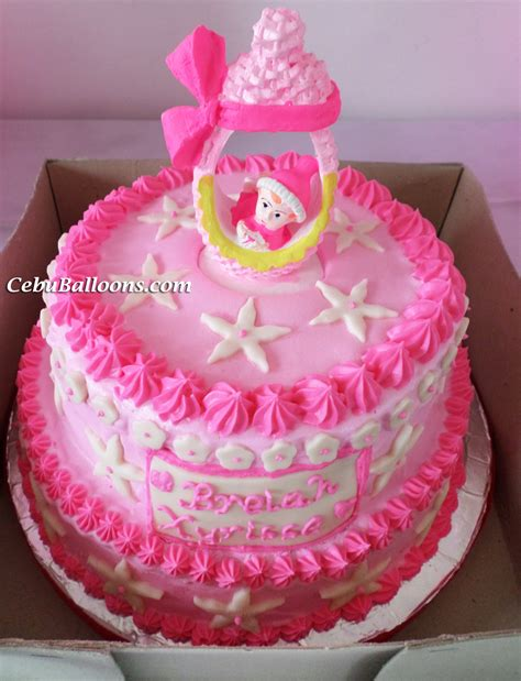 Cupcake Buttercream Birthday Package cakes cupcakes cebu balloons and supplies