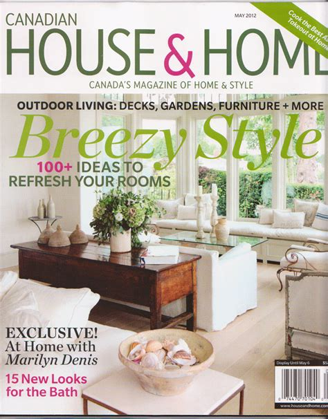 home and house magazine press potato skins slipcovers toronto