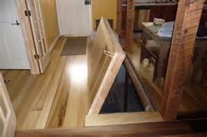 Hinges For Hidden Bookcase Door Secret Trapdoor In Floor Stashvault