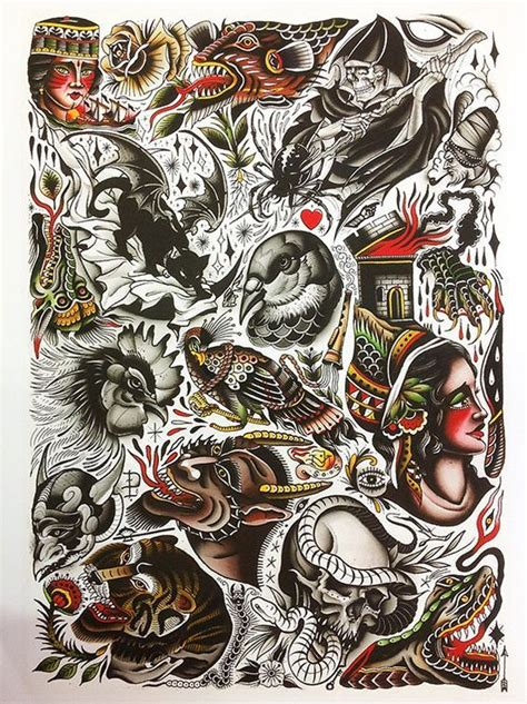 split tattoo designs mckenna pari corbitt split print