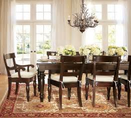 fancy decorating ideas large dining room