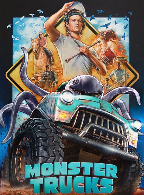 monster truck show hamilton mini movie review monster trucks hamilton today