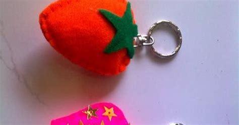 membuat gantungan kunci sendiri 6 langkah membuat gantungan kunci dari kain flanel artikel