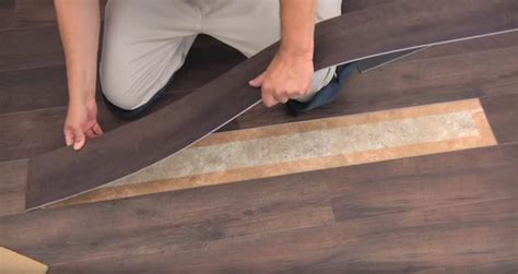 Replacing Vinyl Flooring how to replace damaged vinyl plank from the existing floor all about flooring