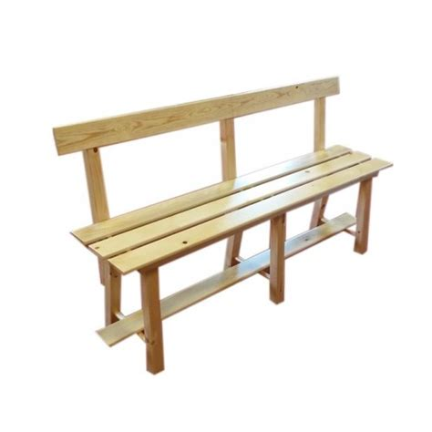 banc en bois avec dossier banc en bois avec dossier 1 m 233 tre laboutiqueduski