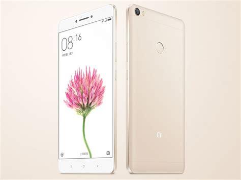 Fleksibel Finger Print Xiaomi Mi Max Original xiaomi mi max with 6 44 inch display fingerprint sensor launched technology news