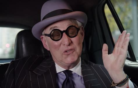 a documentary about infamous trump advisor roger stone is
