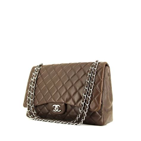 Quilted Chanel Handbag by Chanel Timeless Handbag 330206 Collector Square