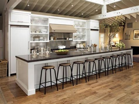 narrow kitchen island white long design ideas very long narrow island with nine seatings for kitchen