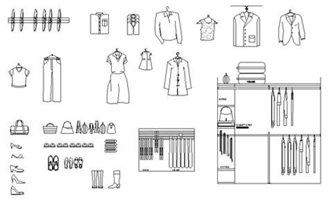 Guardaroba Dwg - negozi di abbigliamento dwg