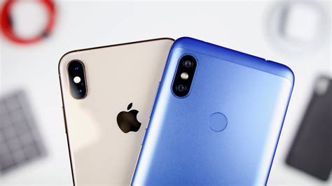 redmi note  pro  iphone xs max detailed camera comparison youtube