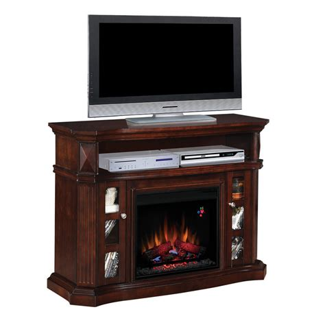 media consoles with fireplace safer info