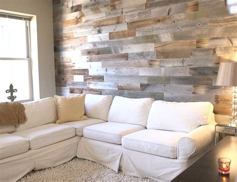 artis wall reclaimed wood accent panels upscout gifts artis wall removable and reusable wall planks 187 gadget flow