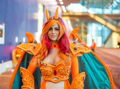 Hit The Floor Instagram - share my cosplay interview azzyland