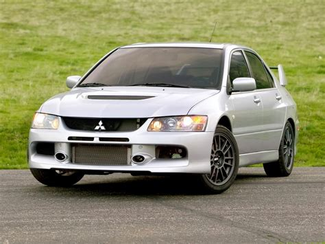 mitsubishi lancer evolution 9 mitsubishi lancer evo ix wallpapers by cars wallpapers net