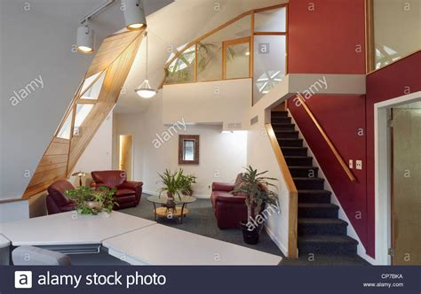 geometric dome house interior stock photo 48105998 alamy
