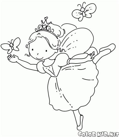 libro coloring book miro colouring dibujo para colorear flor de hadas