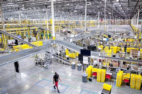 inside amazon a rare peek inside amazon s massive wish fulfilling