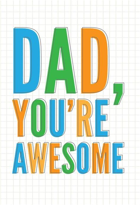 Fathers Day Gift Card - 32 free printable father s day cards for dad