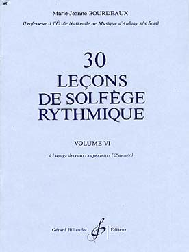 0043029817 lecons progressives de lecture de partition 30 lecons progressives de solfege rythmique