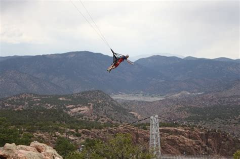 royal gorge bridge swing top scenic family friendly attraction in colorado royal