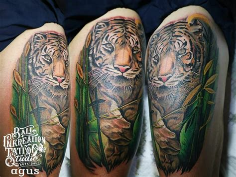 tattoo jungle lions and tigers and bears tattlas bali guide