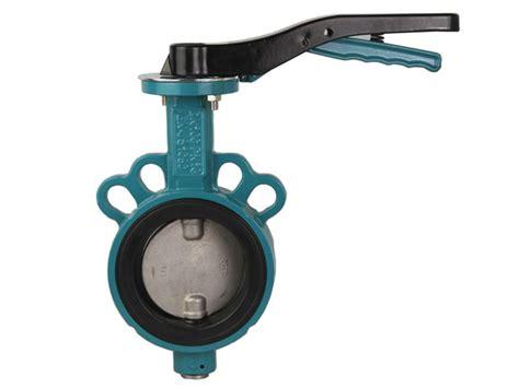 Butterfly Valve 8 Pn16 Wafer Type Ebro Armaturen Fig Z011a Gear Oper wafer type butterfly valve industrial valve yaki