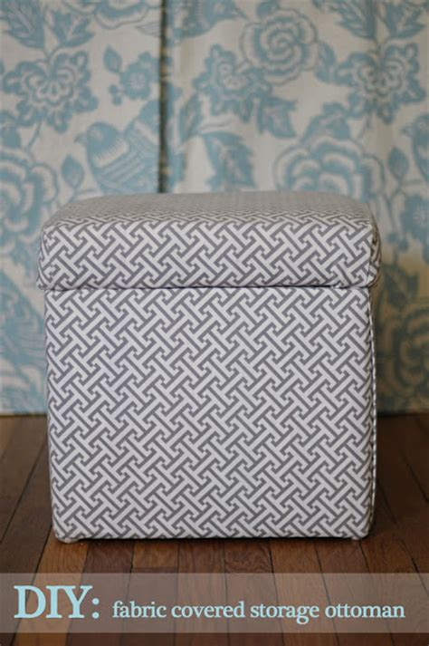 Here S Another Take On The Ottoman Cover Crafting