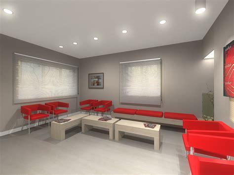 Arredo Studio Dentistico by Progetto Reception E Sala Attesa Studio Dentistico