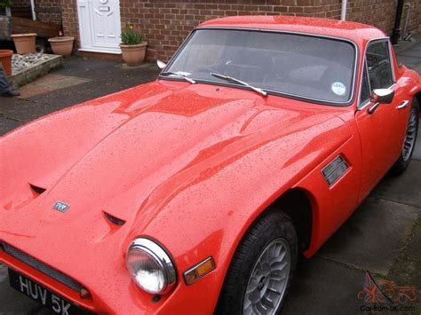 What Happened To Tvr Tvr Vixen 2500 Coupe