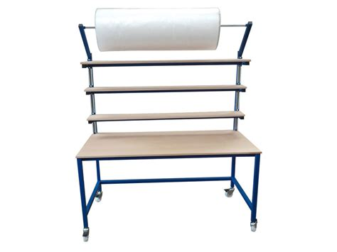 packing benches ecommerce packing bench packing tables by spaceguard