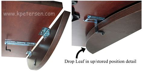 Drop Leaf Table Hinges by Drop Leaf Table Hinge And Hardware Kits