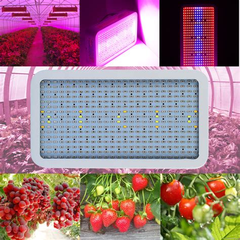 plant growth light spectrum 400w led grow lights full spectrum indoor plant l for