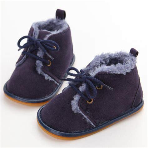 Prewalker Shoes Boots newborn baby infant toddler boy snow boots crib shoes prewalker 0 18months ebay