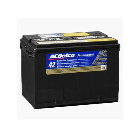 Pro Auto Parts by Acdelco Professional 88865250 Battery Asm 78pg Pro Auto