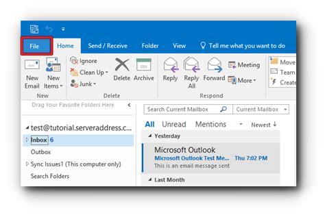 outlook office  imap  pop settings knowledge base