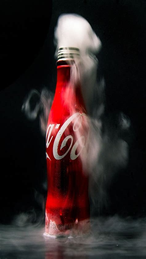 Ice Coca Cola   iPhone wallpapers @mobile9   iPhone 6
