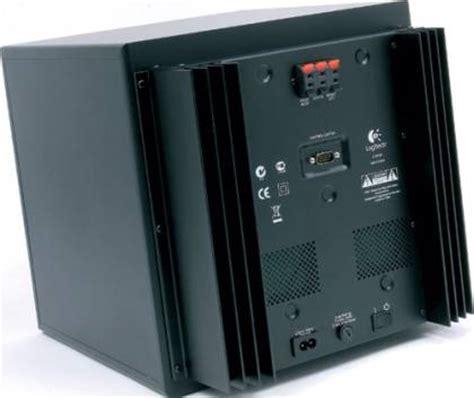 5 1 Soundsystem Kabellos 1077 by Logitech Z 5450 Subwoofer Problem