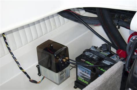stingray boat trim tabs stingray 230sx bennett marine