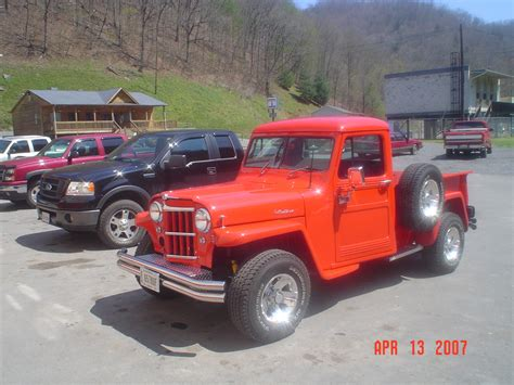 Jeep Truck 1960 Willys Related Images Start 350 Weili Automotive Network