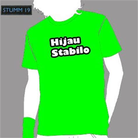 Kaos Oblong Cross Stabilo kaos oblongs