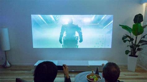 convertir imagenes en 4k un proyector de sony pretende convertir la pared en una
