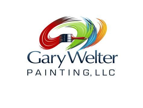paint companies painting logo design logos for residential commercial painters