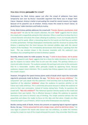 theme essay julius caesar julius caesar essays on themes mfacourses887 web fc2 com