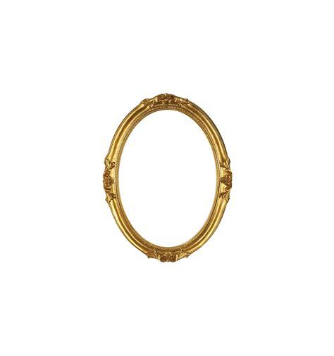 cornice 60x80 cornice ovale in legno quot francesina quot oro 60x80 cm