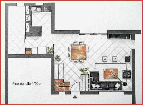 Plan Cuisine Ouverte Sur Salle à Manger by Plan De Cuisine Ouverte Sur Salle A Manger 6846 Plan Salon