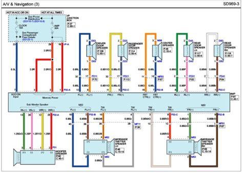 chevy silverado speaker wiring diagram