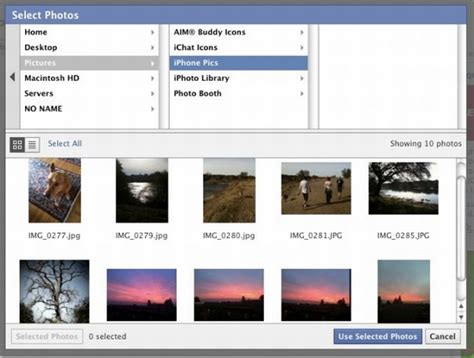 imagenes upload facebook aprimora o upload de fotos not 237 cias techtudo