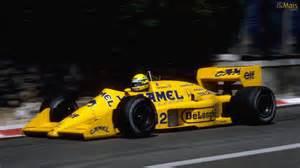 Camel Lotus Osmais Papel De Parede Ayrton Senna 1987 Lotus